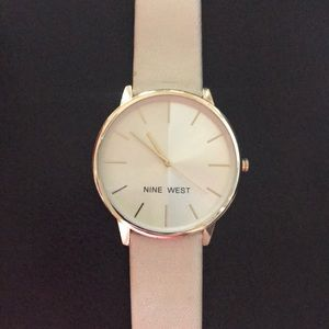 Nine West Gold Watch